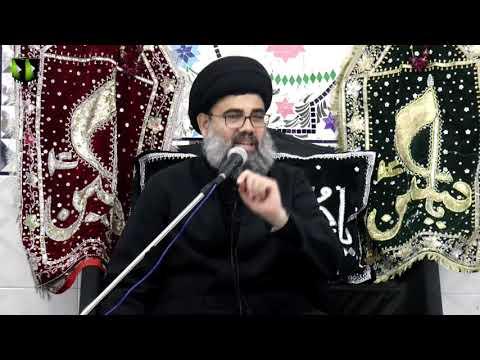 [04] Topic: Wilayat Aur Istakbaar | H.I Ahmed Iqbal Rizvi | Muharram 1441/2019 - Urdu