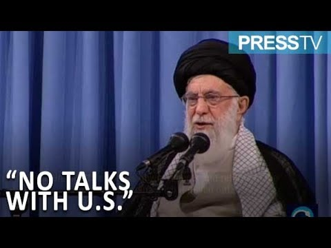 [17 September 2019] Iran Leader: US using talks as trick - English