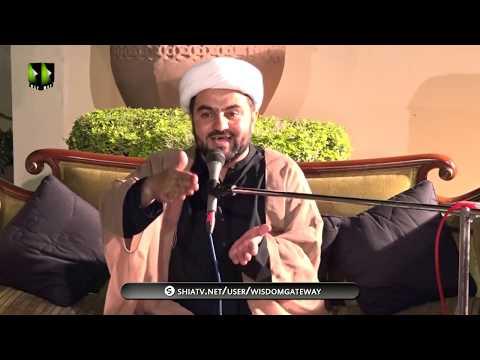 [Majlis] Topic: Infaq ka Qurani Mafhoom  H.I Muhammad Nawaz  Muharram 1441 - Urdu