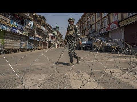 [19 September 2019] Kashmir faces world's longest communication blackout - English
