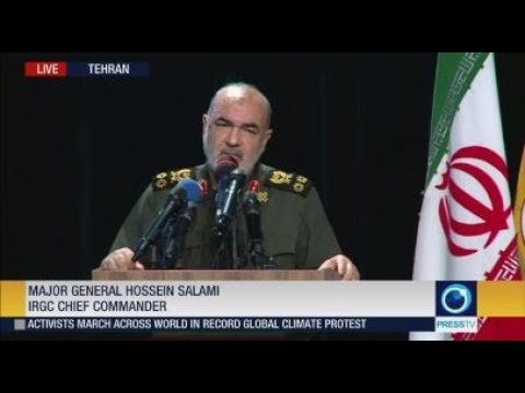 [21 September 2019] Live: IRGC Commander: Our power to down intruding drones reveals our real capabilities- English