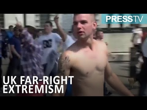 [22 September 2019] Fastest-growing UK terror threat \'from far-right\' - English
