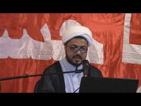Imam Sajjad As 25Muharram 2019 Urdu