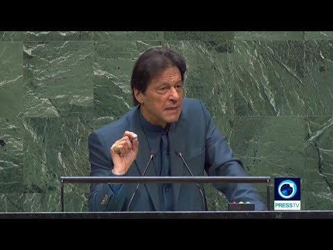 [28/09/19] Pakistan s PM Khan warns of nuclear war over Kashmir - English