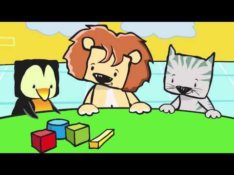 [Cartoon] Mega Minimals - The Castle - English