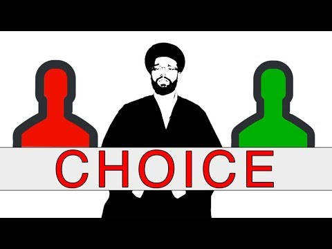 The Choice IS YOURS   The Message of Hurr   CubeSync   English