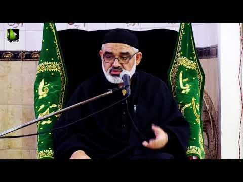 [06] Topic: Nahjul Balagha, Haris Hamdani Kay Naam Maktoob | H.I Ali Murtaza Zaidi | Safar 1441 - Urdu