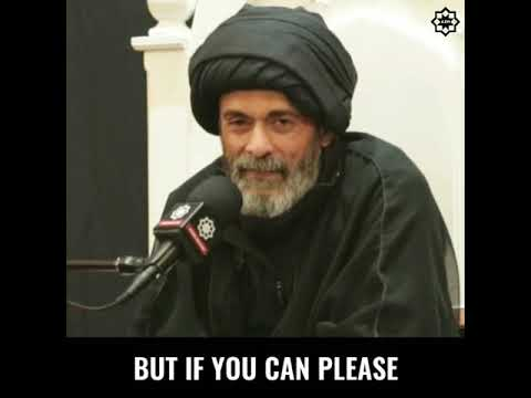 [Clip] Doing things for the sake of Allah by Sayed Abbas Ayleya 2019 English