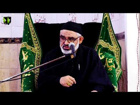 [07] Topic: Nahjul Balagha, Haris Hamdani Kay Naam Maktoob | H.I Ali Murtaza Zaidi | Safar 1441