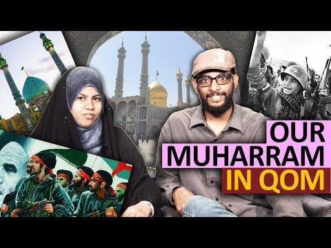 The Three Beautiful Places for Muharram/Arbaeen in Qom   Howza Life   English