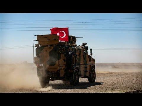 [08/10/19] Turkey shelling hits Hasakah in northeastern Syria - English