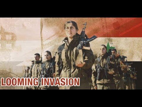 The Debate - Turkey Syria looming invasion - 8thOct19 - English