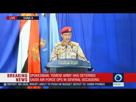 [08/10/19] Live: Yemeni army releases new footage of operation in Saudi Arabias Najran - English
