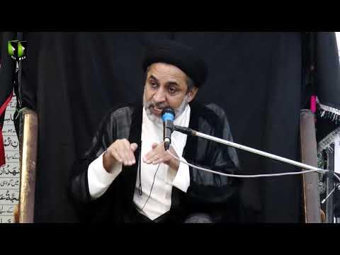 [01] Topic: Quran or Karbala   H.I Muhammad Haider Naqvi   Safar 1441 - Urdu