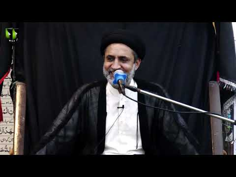 [02] Topic: Quran or Karbala   H.I Muhammad Haider Naqvi   Safar 1441 - Urdu