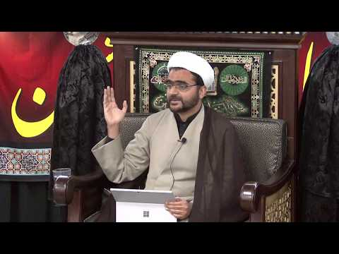 Majlis 5th Safar 1441 Hijari 04.10.2019 Topic: Collective Taqwa and Family Structure By Sheikh Muhammad Hasnain-English