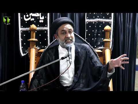 [03] Topic: Karbala Sirat e Mustaqeem   H.I Muhammad Haider Naqvi   Safar 1441 - Urdu
