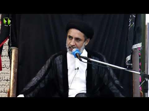 [03] Topic: Quran or Karbala   H.I Muhammad Haider Naqvi   Safar 1441 - Urdu
