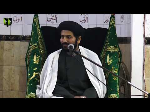 [09] Topic: Insaan e Kamil   Moulana Muhammad Raza Jaan Kazmi   Safar 1441 - Urdu