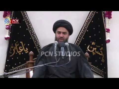 Majalis 2nd Muharram 1437/2015 - Maulana Ali Raza Rizvi - Urdu