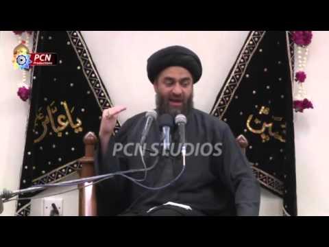 Majalis 3rd Muharram 1437/2015 - Maulana Ali Raza Rizvi - Urdu