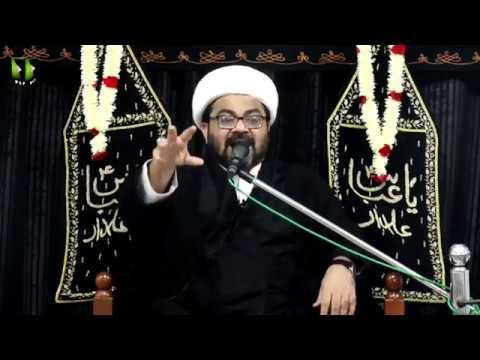 [01] Topic: Nafs e Mutmaina | H.I Muhammad Raza Dawoodani | Safar 1441 - Urdu