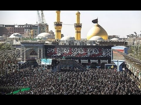 [20/10/19] Arbaeen march: Scenes of sacrifice and devotion - English