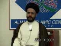 Speech on the Birthday of the Holy Prophet - Urdu