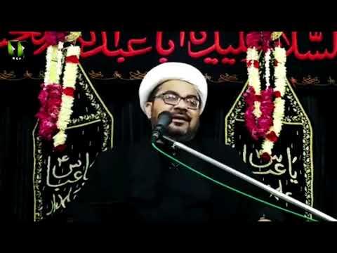 [03] Topic: Nafs e Mutmaina | H.I Muhammad Raza Dawoodani | Safar 1441 - Urdu