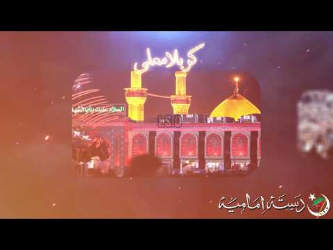 Nohay 2019   Halqa Najaf Se Karbobala ka Barhae Ge   Dasta e Imamia - Urdu