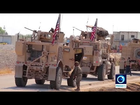 [25/10/19] America to beef up presence in Northern Syria - English