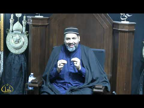 [Majlis 04] Stress Management in Islam |  Sayyed Asad Jafri  Muharram 1441/2019English