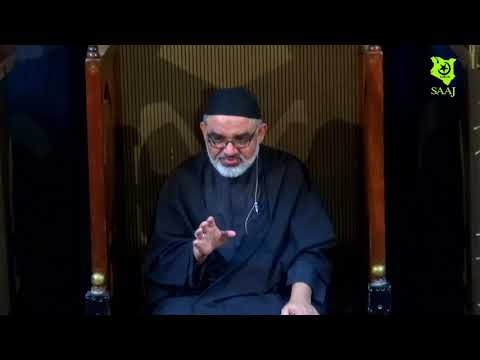 [Majlis6]How Do We Help Our Imam In Our Daily Life - Syed Ali Murtaza Zaidi