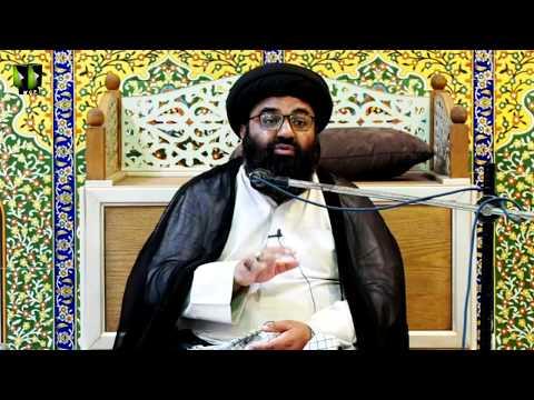 [02] Topic:  Mehdaviyat Wa Umeed e Bashariyat   H.I Kazim Abbas Naqvi   Safar 1441/2019 - Urdu