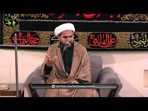 [03] Topic: Taqwa - تقوی | H.I Moulana Muhammad Nawaz | Muharram 1441 - Urdu