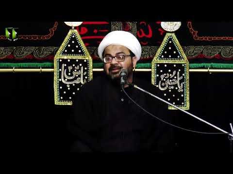 [04] Topic: Risalat, Wilayat Or Malukiyat | H.I Muhammad Raza Dawoodani | Safar 1441 - Urdu