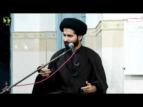 [02] Topic: Karbala Ta Zahoor   Moulana Arif Shah Kazmi   1441/2019 - Urdu