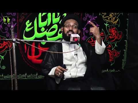 [Majlis] Topic: Mawadat e Ahlebait (as) Or Imam e Zamana (aj) | H.I Sadiq Raza Taqvi - Urdu