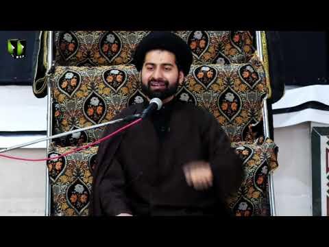 [04] Topic: Karbala Ta Zahoor   Moulana Arif Shah Kazmi   1441/2019 - Urdu