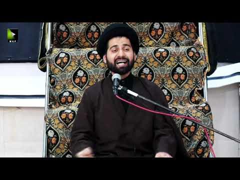 [05] Topic: Karbala Ta Zahoor   Moulana Arif Shah Kazmi   1441/2019 - Urdu