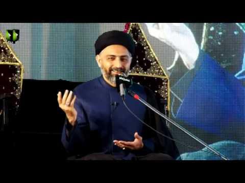 [Majlis] Moulana Syed Nusrat Abbas Bukhari | 21 November 2019 - Urdu