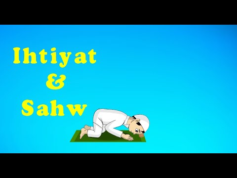 Sahw salat ul ahtiyat English