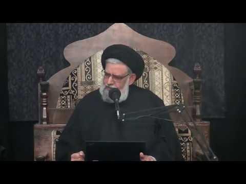 6. Family Life in Islam | Muharram 1441 | Maulana Syed Muhammad Rizvi