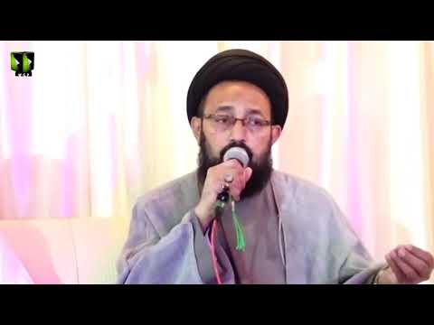 [Speech] Topic: Hajj, Haji or Allah say Muhabbat | H.I Sadiq Raza Taqvi - Urdu
