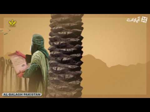[Animation] Imam Mahdi Ka Aghaz e Imamat - امام مہدی علیہ السلام کا آغآز امامت - Urdu