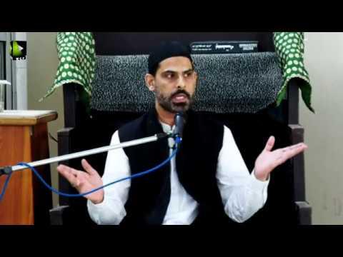 [Majlis] Essal-e-Sawaab   Moulana Mubashir Zaidi   15 December 2019 - Urdu