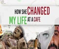 How She changed my life at a Cafe   Emotional Video about Yemen   English