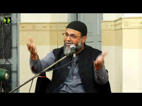 [Darsi Nashist] Barsi Shaheed Sheikh Baqir Al Nimr   Janab Naqi Hashmi - Urdu