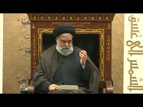 Violence in Modern Muslim History; Shia Fighters Against ISIS   Maulana Syed Muhammad Rizvi - English/Urdu