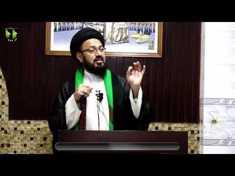 [ Friday Sermon  - خطبہ جمعہ ] H.I Sadiq Raza Taqvi | 10 January 2020 - Urdu